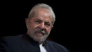 الرئيس البرازيلي السابق لويس إيناسيو لولا دا سيلفا