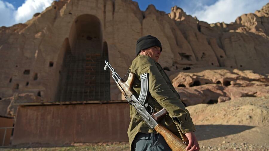 Taliban takeover sparks fear for Afghanistan's heritage - France 24