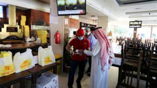 إغلاق المطاعم في السعودية بسبب فيروس كورونا