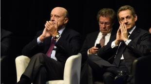 التباين حول الإسلام والجمهورية كبير بين ساركوزي وجوبيه
