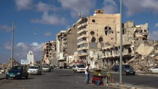 À Benghazi, en Libye, le 22 juin 2020.