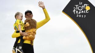 Chris Froome (Sky Team) a remporté, dimanche, son quatrième Tour de France.