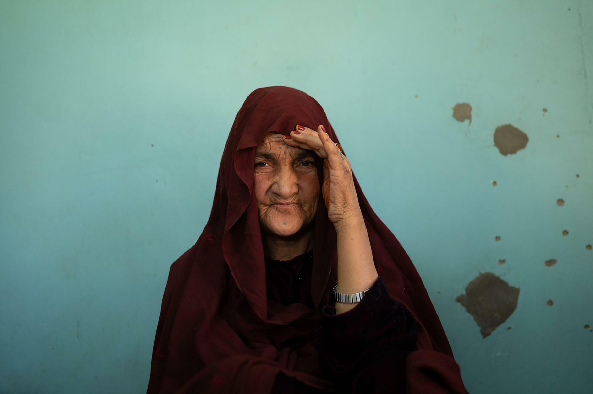 In deeply conservative Afghanistan, even in areas under the control of the previous US-backed governments, women and men were expected to be treated by a health professional of the same sex
