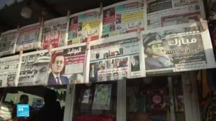 2020-02-26 18:09 مصر: جنازة عسكرية لمبارك وسط إجراءات أمنية مشددة