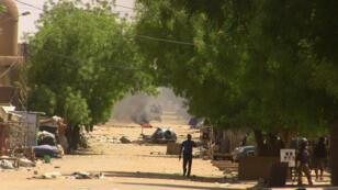 Des soldats maliens à Gao, le 12 juillet 2016.
