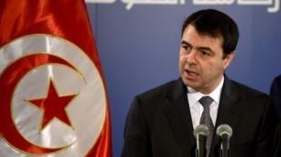 وزير الداخلية التونسي هادي مجدوب