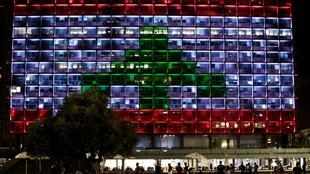 liban lebanon beyrouth beirut tel aviv 2020-08-05T190918Z_1978349308_RC2V7I9FY5E1_RTRMADP_3_LEBANON-SECURITY-BLAST-ISRAEL