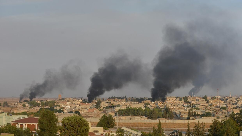 الجيش التركي يتوغل في شمال سوريا وقوات سوريا الديمقراطية تعلن التصدي له