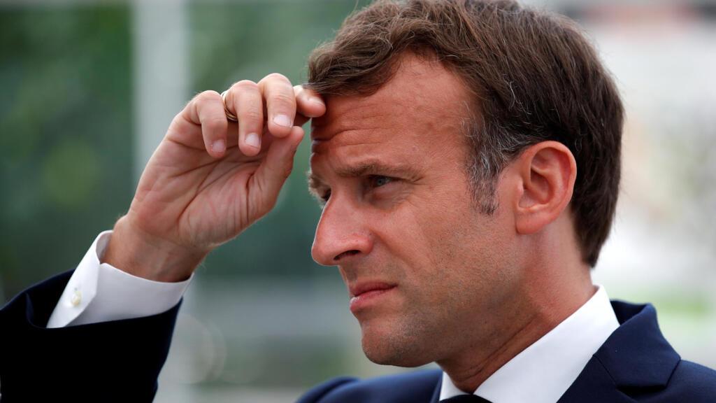 Emmanuel Macron demande à Israël de renoncer à l'annexion de territoires palestiniens