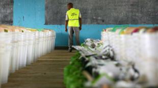 La commission électorale kényane (IEBC) achevait jeudi le processus de compilation et vérification des résultats.