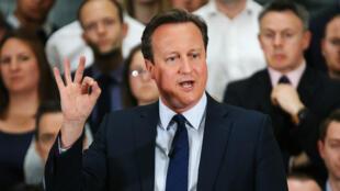 David Cameron a fini par reconnaître, jeudi 7 avril 2016, qu'il avait bien détenu une participation dans la société créée par son père dans un paradis fiscal.