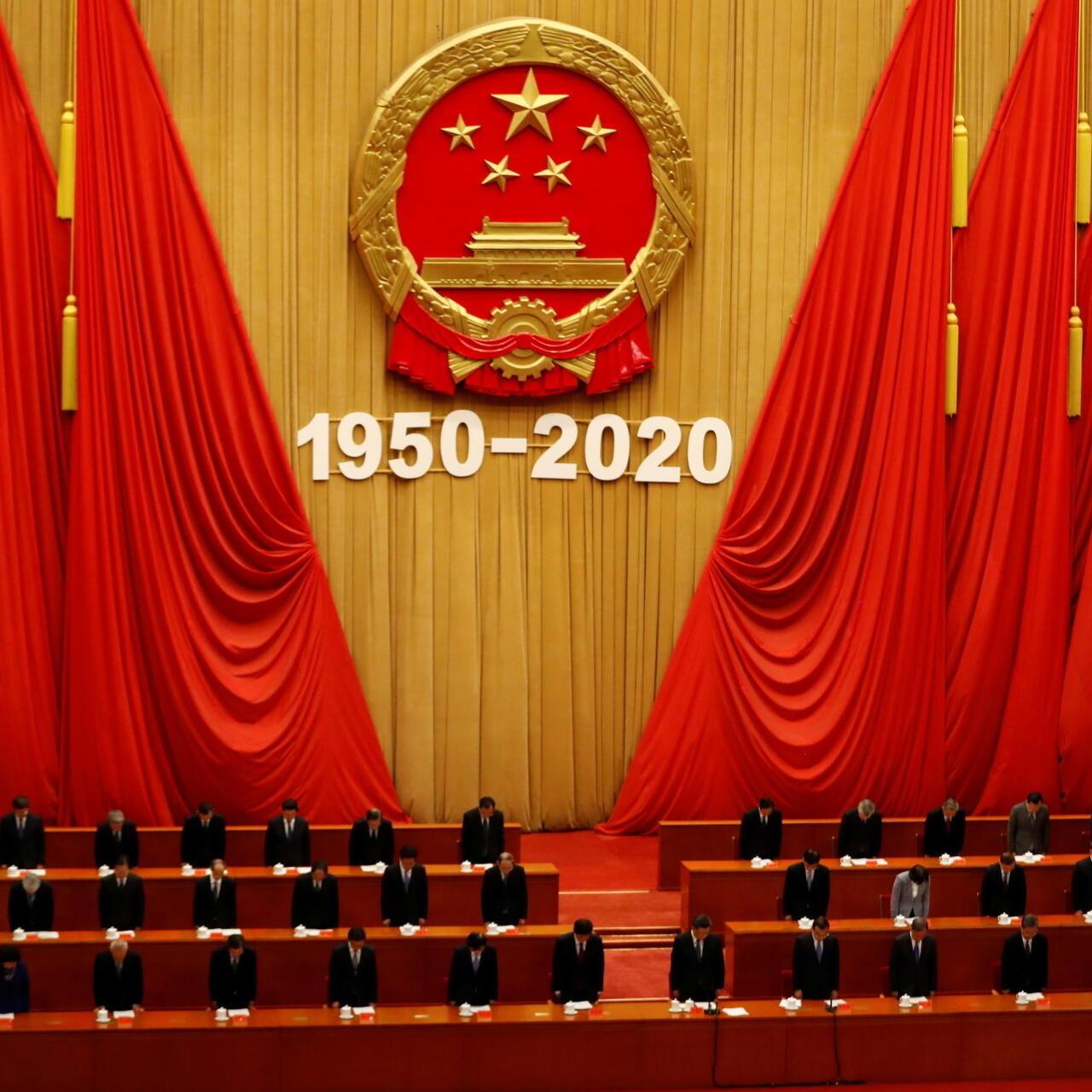 Les Droles De Chiffres De La Croissance Chinoise En Pleine Pandemie De Covid 19