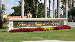 US Donald Trump golf resort