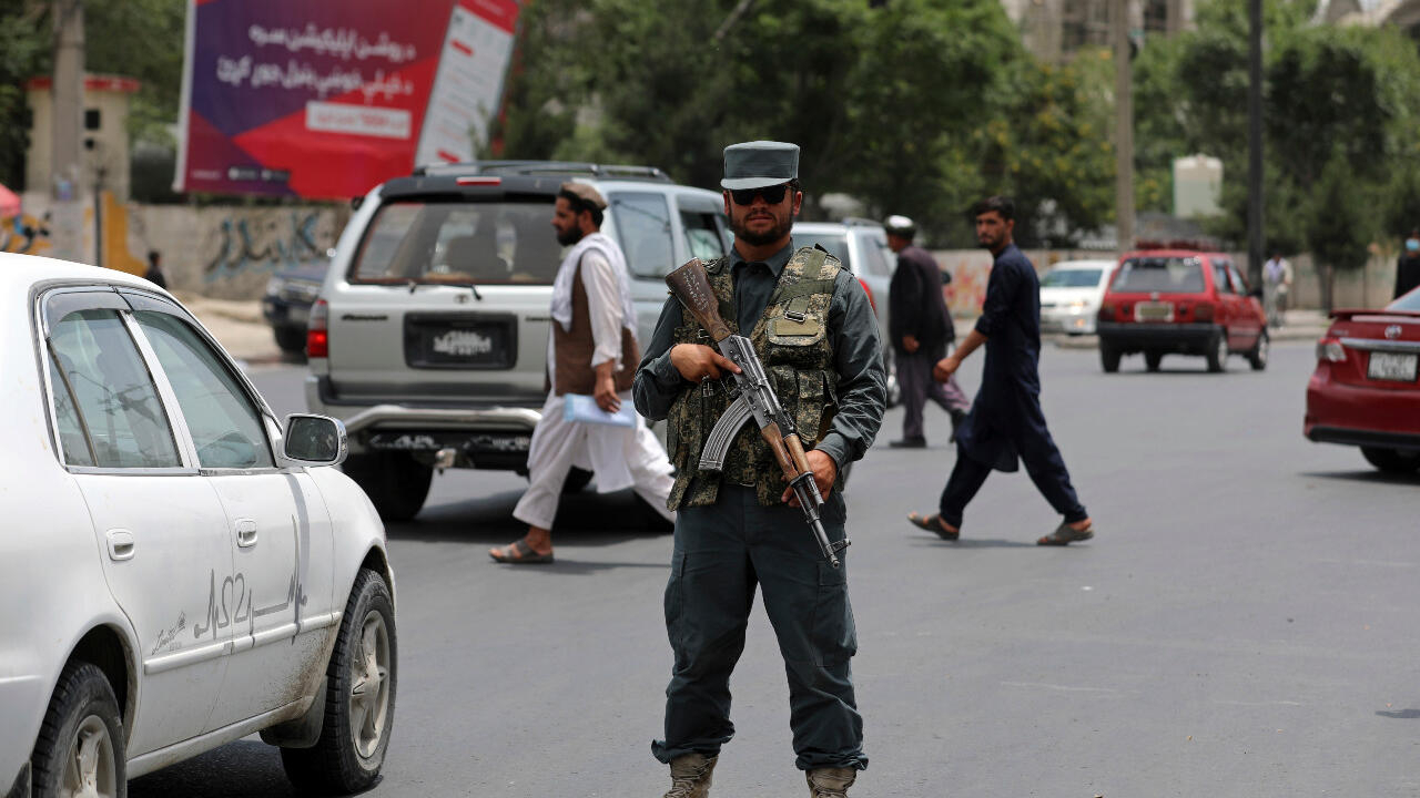 Afghan government's top media officer killed, Taliban claims responsibility