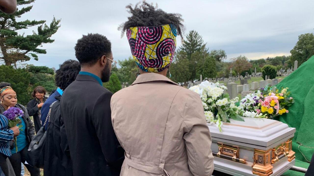 Maternal Mortality - Funeral