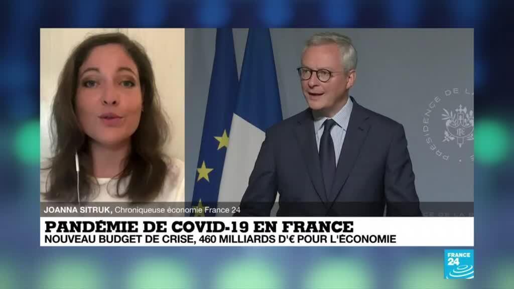 2020-06-10 18:04 Covid-19 en France : le gouvernement français déploie son nouveau budget de crise