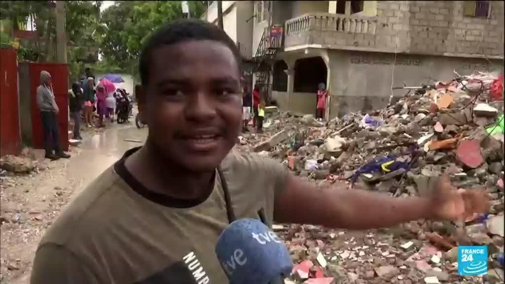 """2021-08-20 16:08 Après le séisme en Haïti, """"ne pas répéter les erreurs de 2010"""""""