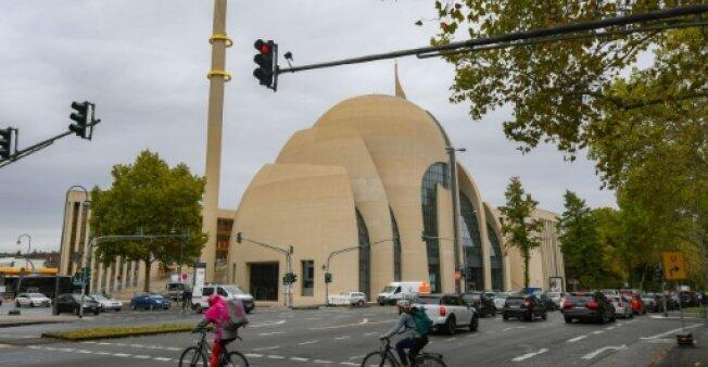 مسجد كولونيا بألمانيا - 28 ستبمبر/أيلول 2018