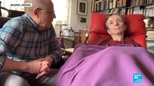 La historia de Ángel Hernández y María José Carrasco revivió el debate de la eutanasia en España.