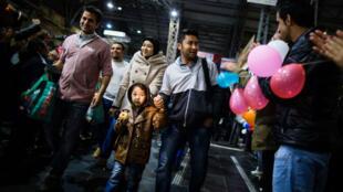 استقبال المهاجرين في ألمانيا