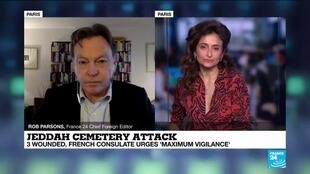 2020-11-11 16:04 Analysis: Jeddah blast follows mounting tensions between France and Muslim world