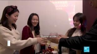 2021-02-12 10:06 Nouvel an chinois : face à la pandémie, les familles appelées à ne pas voyager