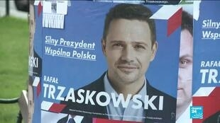 2020-07-10 13:11 Poland faces final campaign day ahead of Sunday's run-off presidential vote