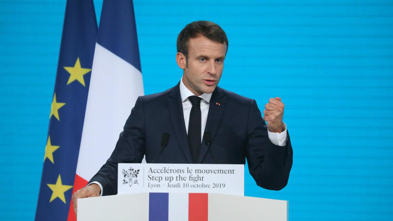 فرنسا ترفع مساهمتها في الصندوق العالمي لمكافحة الإيدز والسل والملاريا بنسبة 15 بالمئة