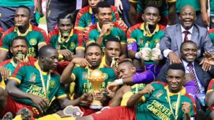 Mené d'un but, le Cameroun a renversé l'Égypte et remporté son cinquième titre continental.