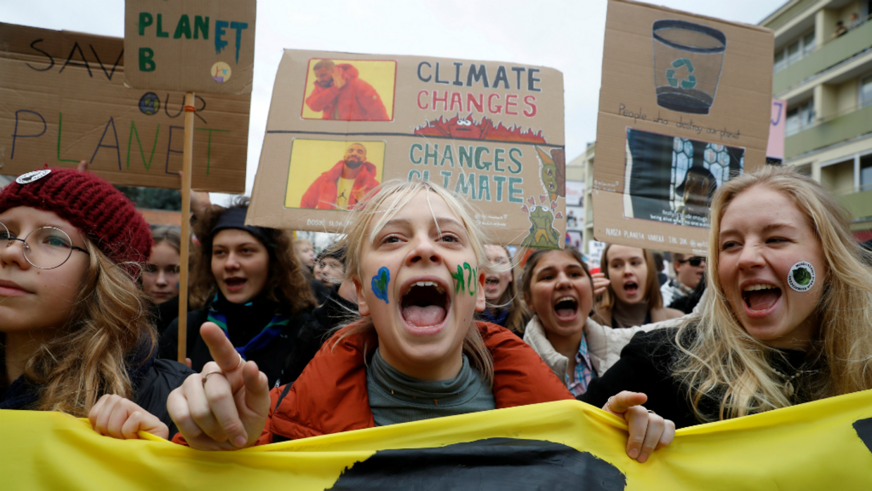UN conference to tackle ocean risks and 'emissions gap' amidst global climate movement