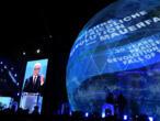 """Pour les 30ans de la chute du Mur, le président allemand demande du """"respect"""" aux États-Unis"""