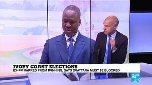2020-09-17 17:06 Ivory Coast elections: Ex-PM barred from running, says Ouattara must be blocked