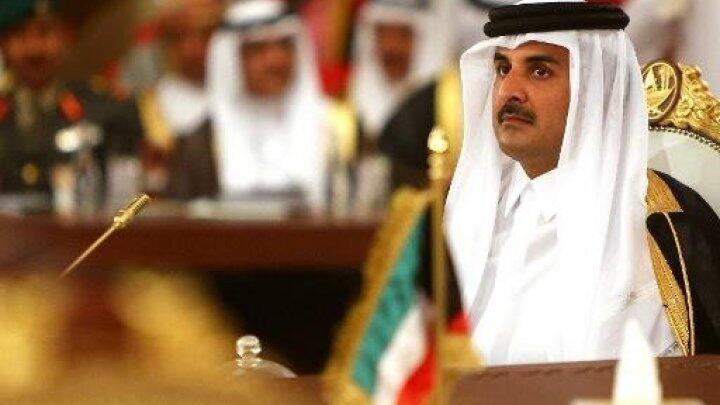 أمير قطر الشيخ تميم بن حمد بن خليفة آل ثاني