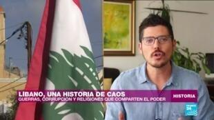 Historia Líbano