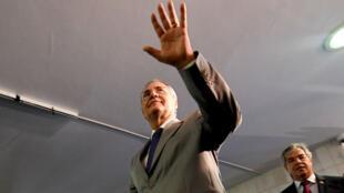 Renan Calheiros, président du Sénat, est accusé de détournements de fonds publics.
