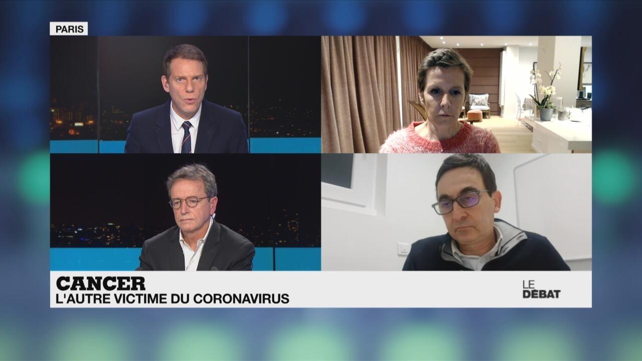 Le débat - Le cancer : l'autre victime du coronavirus - FRANCE 24