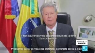 """2020-05-05 14:39 Covid-19 au Brésil : des """"scènes de film d'horreur"""" à Manaus, au cœur de l'Amazonie"""