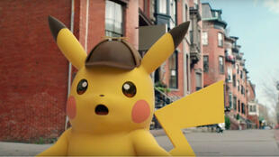 Le film Pokemon de la Lgendary Pictures mettre en scène détective Pikachu.