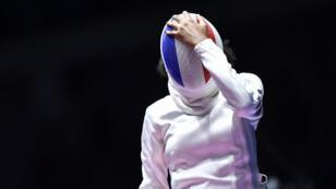 L'épéiste française Lauren Rembi a échoué au pied du podium.