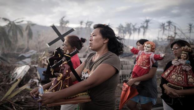 Photographie de Phillipe Lopez récompensée par le World Press Photo