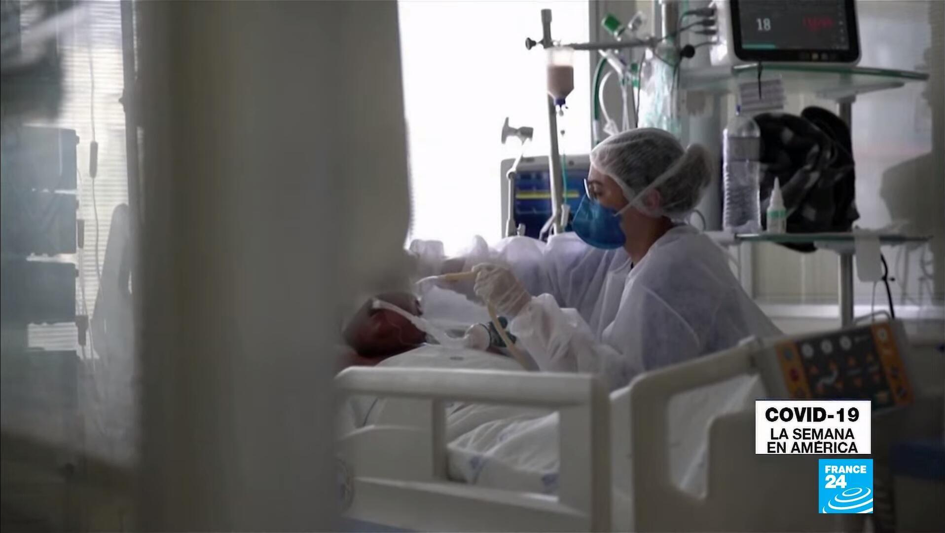 semana en América - 3 millones de muertes covid-19
