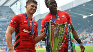 The European Champions Cup final won by Saracens last year will be on October 17 though the venue Marseille may change depending on restrictions due to the coronavirus pandemic organisers said