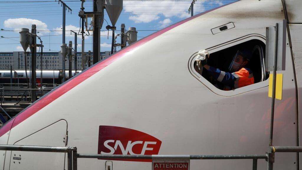 """SNCF : vers """"100 % de l'offre"""" de trains en France à partir de la mi-juin"""
