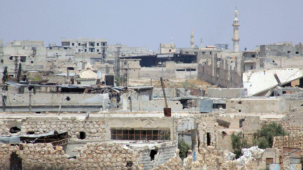 Les forces du régime syrien progressaient samedi dans le nord du pays.