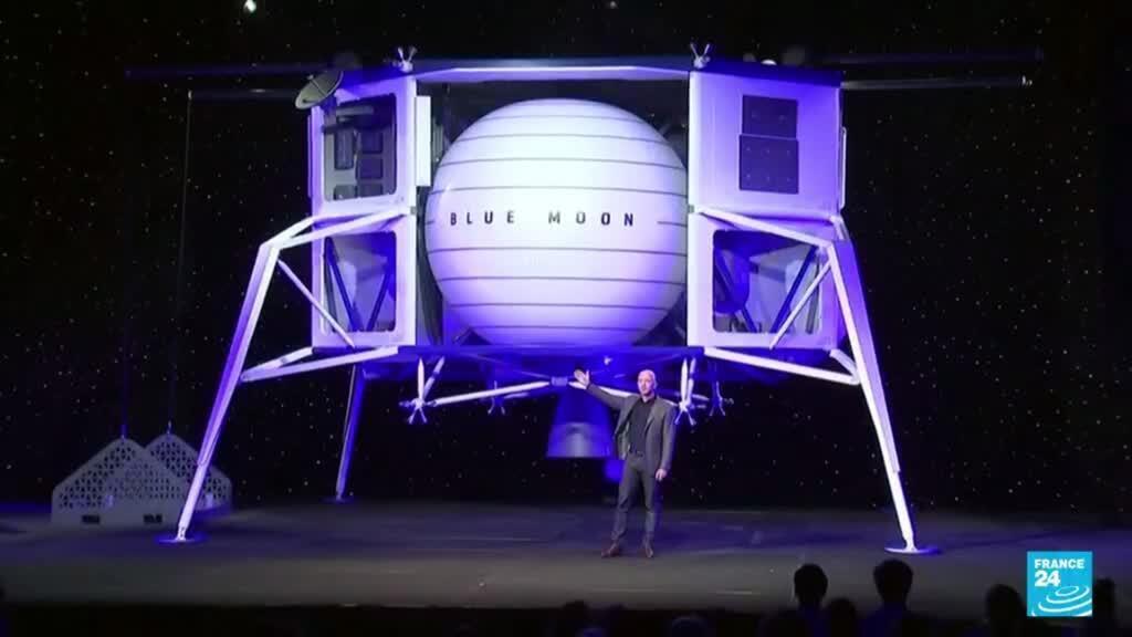 2021-06-07 18:12 Tourisme spatial : Jeff Bezos prendra part au premier voyage de Blue Origin