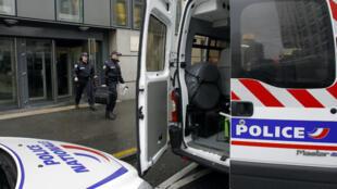 - الشرطة الفرنسية