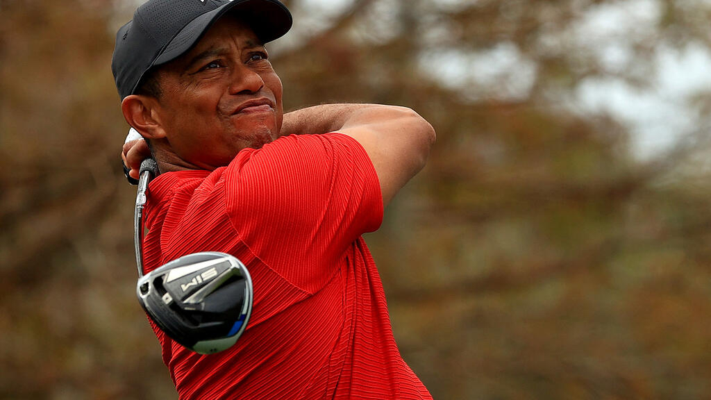 Tiger Woods in hospital with multiple injuries after car accident