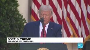 2020-07-15 11:03 Washington met fin au statut économique spécial de Hong Kong
