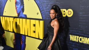 """L'actrice Regina King primée aux Emmy Awards pour la mini-série """"Watchmen"""""""