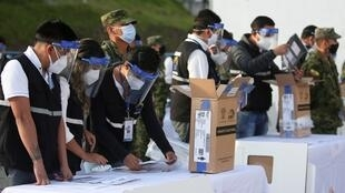 ECUADOR ELECCIONES 1
